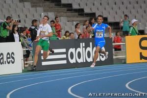 4x400 italia finale barcellona 2012