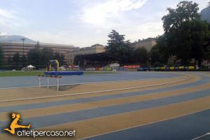 Pista di Atletica di Trento