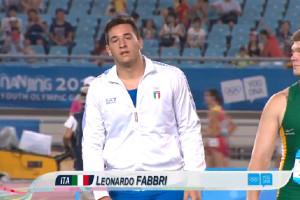 Leonardo Fabbri Olimpiadi