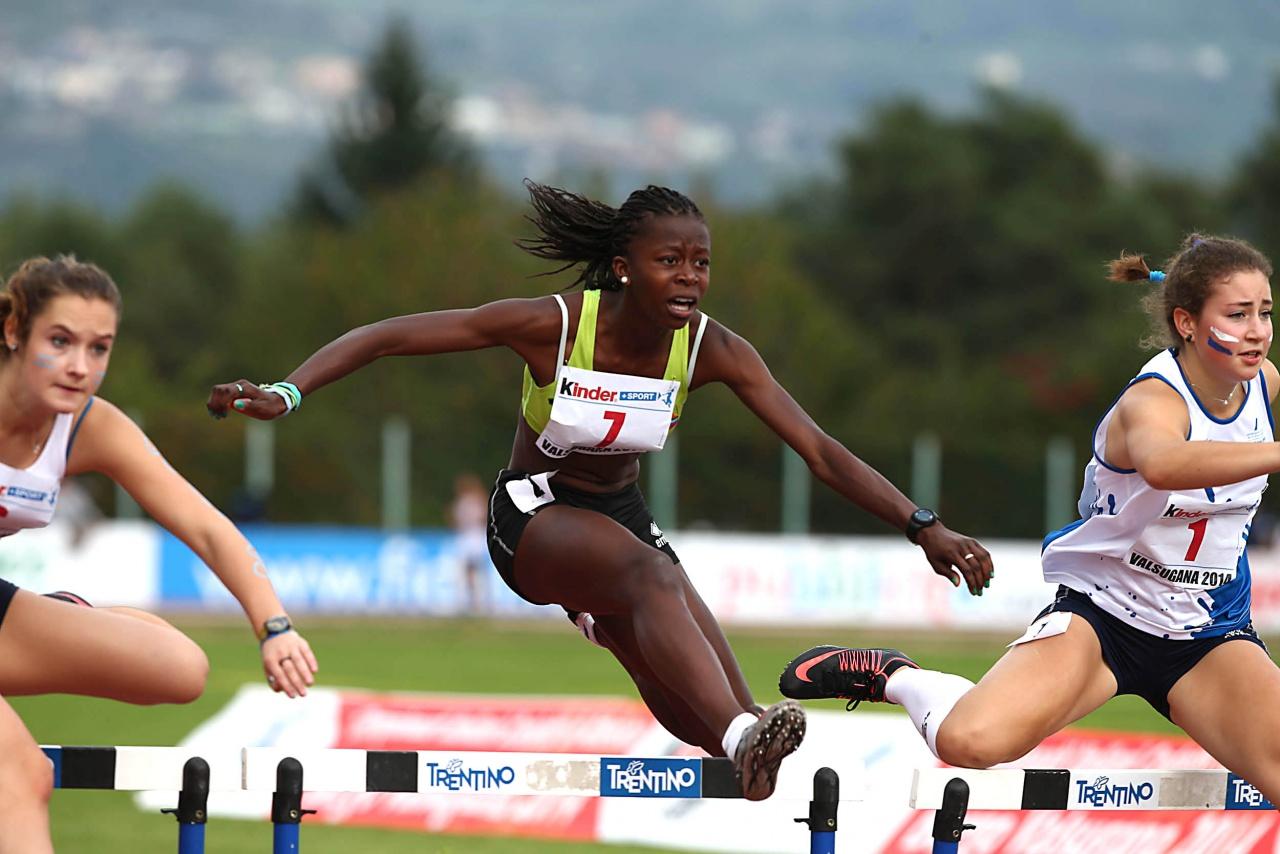 Desola Oki vince i 100hs a Modena, Andrea Lemmi a 2.17m nell'alto