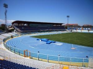 """Stadio Adriatico """"Giovanni Cornacchia"""""""