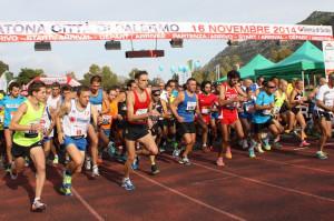 20^ Maratona di Palermo 2014