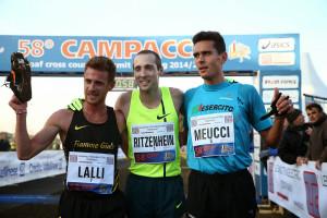 Campaccio 2015 Ritzhenein Lalli Meucci