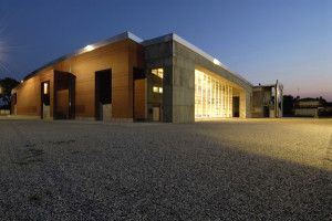 "Palazzetto Indoor ""Ovidio Bernes"" Udine"