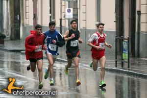 Campionati Regionali Giovanili Corsa su Strada Baronissi (SA)