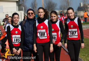 Finale Regionale Studenteschi Cross Ancona