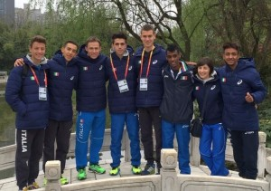 Squadra Junior Guiyang Mondiali Cross