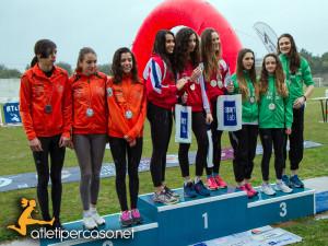 Campionati Regionali Staffette Cross 2015 Porto San Giorgio Fermo