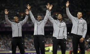 US Relay London 2012