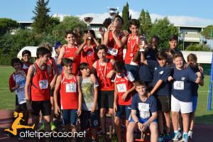Premiazione Coppa Toscana 2015 Grosseto