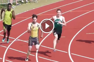 Video 200m Filippo Tortu MPI