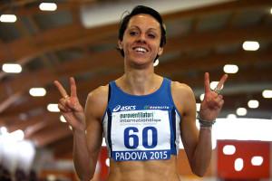 Padova 21-22/2/2015 Campionati Italiani Assoluti Indoor 2015 M/F - foto di Giancarlo Colombo/A.G.Giancarlo Colombo