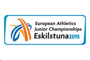 European Junior Championships Eskilstuna 2015
