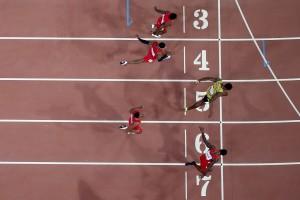 Bolt Gatlin Beijing 2015