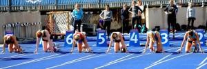 100m Danmark