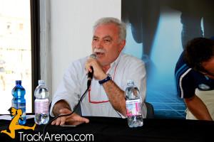 Massimo Magnani alla Run Fest