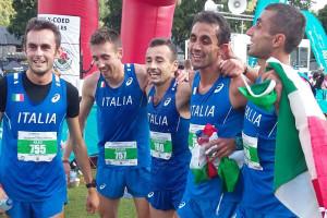 Mondiali Corsa In Montagna 2015 Galles Italia