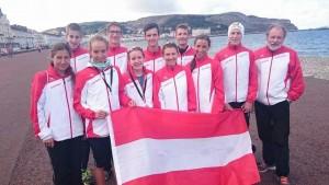 Osterreich Berglauf Mannschaft