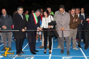 Inaugurazione Pista Agropoli Mennea