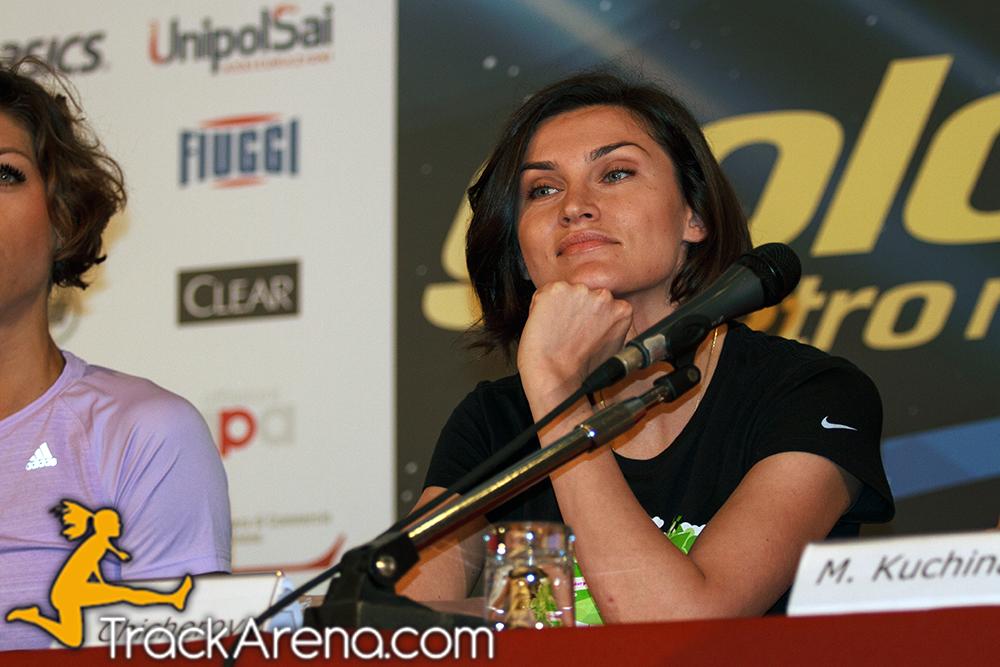 Anna Chicherova perde il bronzo di Pechino 2008 dopo la positività al test antidoping