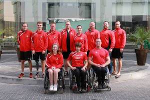 Dansk ParaAtletik Doha Team
