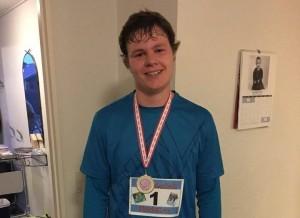 Mikkel Garbrecht maraton