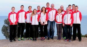 Osterreich team cross Hyeres