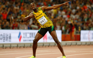 Usain Bolt Pechino