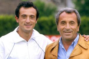 Carlo Vittori e Pietro Mennea