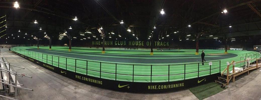 Pronta la nuova pista indoor di portland sede dei for Old deep house tracks