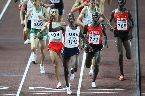 Bernard Lagat annuncia il suo ritiro dalle competizioni