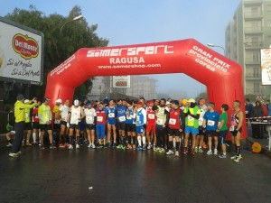 Hybla Marathon Ragusa 2016