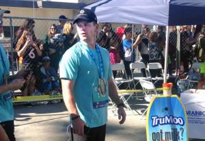 Matt Damon Half Marathon