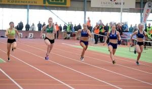 DM finale 60m kvinder