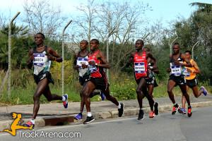 Birech Yego Roma Ostia Half Marathon 2016