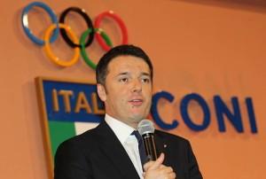 Matteo Renzi Coni