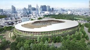 Tokyo 2020 Stadium