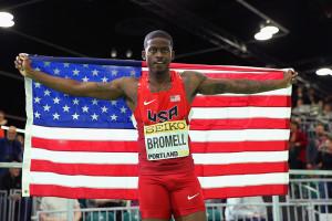 Trayvon Bromell