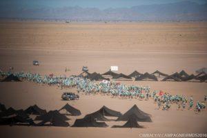 Marathon del sables 2016
