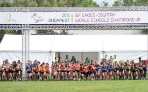 ISF WSC Cross Country Budapest 2016