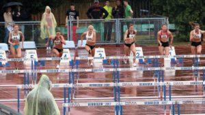 Keleti csoport női 110 m gát