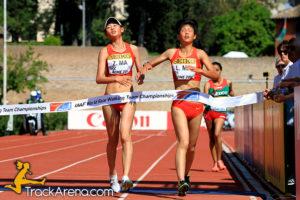 Zhenxia Ma e Li Ma