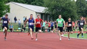 Férfi 100 m Veszprém