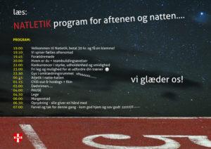 Selve programmet