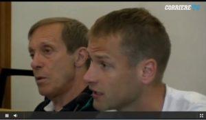 Alex Schwazer e Sandro Donati