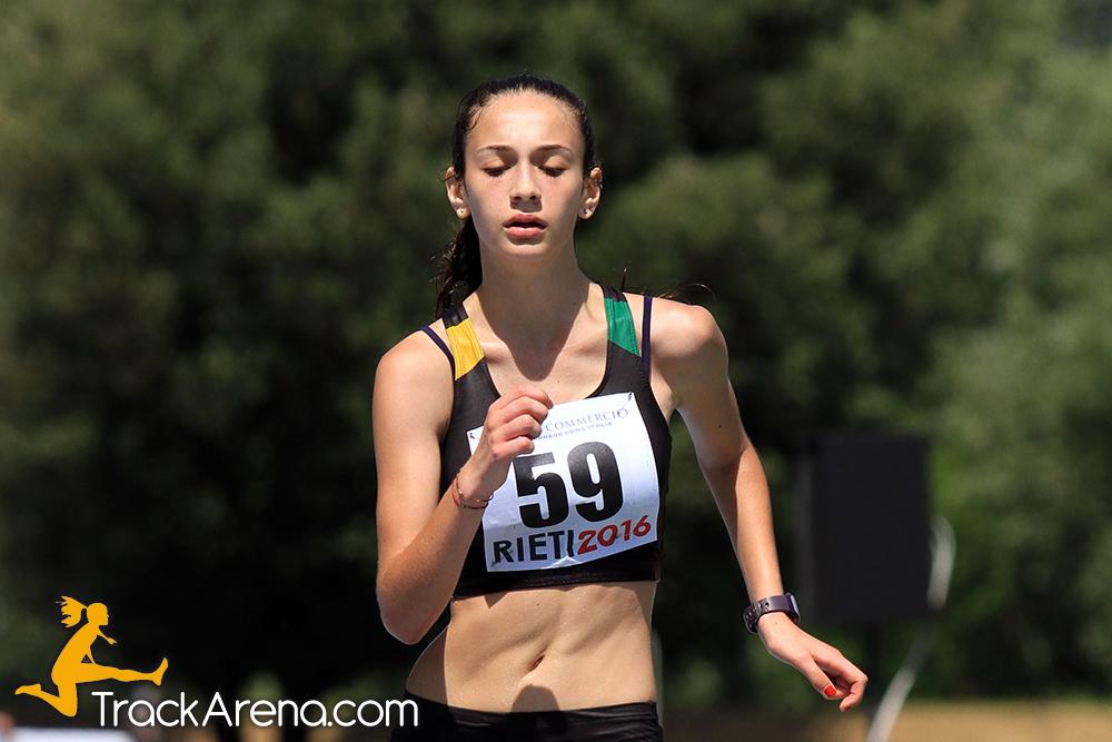 Tanti atleti in gara a Grottammare per i titoli italiani allievi di Marcia su Strada