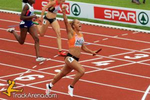 Nederland 4x100m