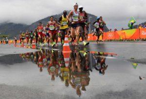 Rio 2016 Marathon