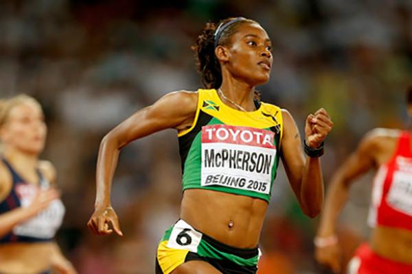 Stephenie Ann McPherson potrebbe passare dai 400m ai 400hs