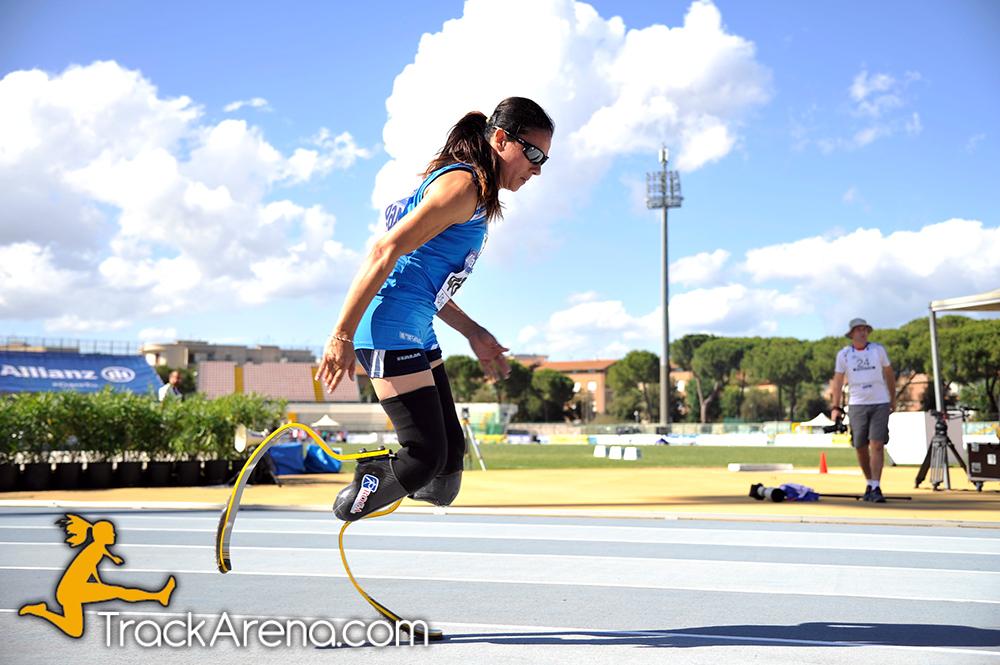 RIO 2016: Giusy Versace 8^ nella finale paralimpica dei 200m
